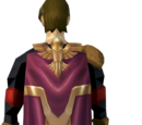 Defender of the Mind Cape