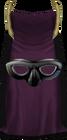 Thieving cape (t) detail