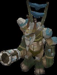 Troll shaman