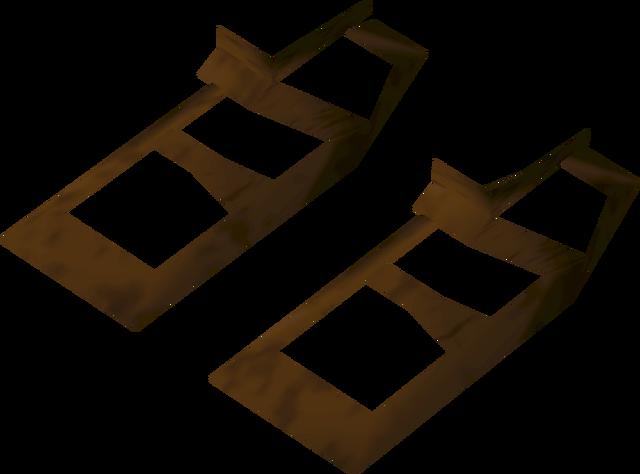 File:Villager sandals (brown) detail.png