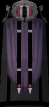 Superior elite void knight robe (justiciar) detail