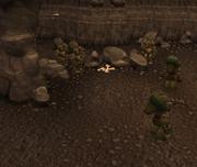 Troll general's bones location