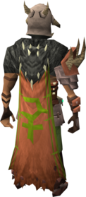 Warpriest of Bandos cape equipped