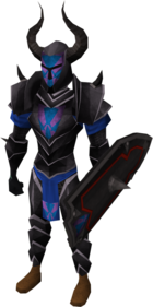Black armour (h2) (lg) equipped