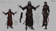 Robes of subjugation concept art
