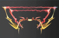 Runecast bow concept art