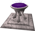 Scrying pool built.png