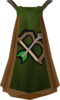 Ranged cape detail