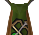 Ranged cape