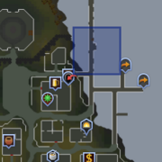 Ghostship location