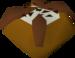 Chocolate bomb detail