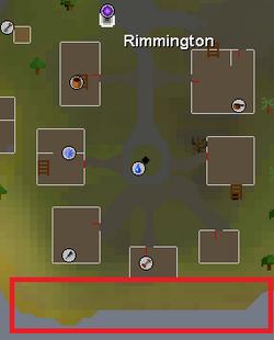 Attention location