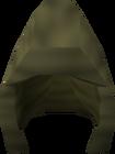 Hunter hood detail old