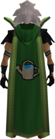 Retro hooded farming cape (t) equipped