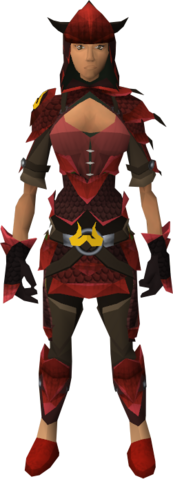 File:Zamorak dragonhide blessed set equipped (female).png