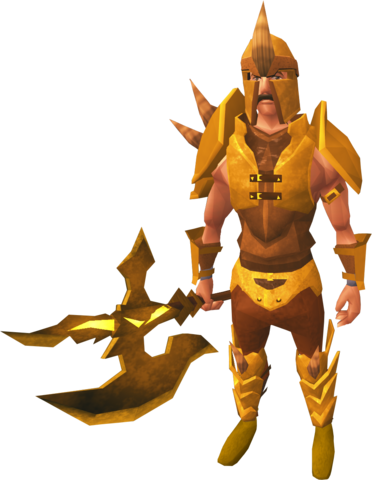 File:Golden Dharok the Wretched's equipment equipped.png