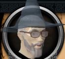 Wizard Traiborn (ghostly) chathead