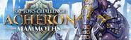 Raptor's Challenge Acheron Mammoths lobby banner