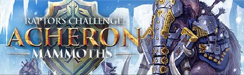 File:Raptor's Challenge Acheron Mammoths lobby banner.png
