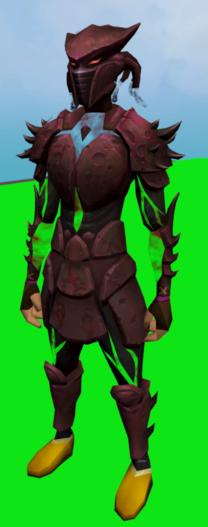 File:Sirenic armour set (blood) equipped.png