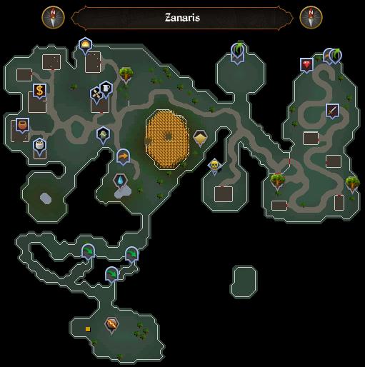 Zanaris scan