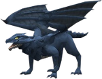 Clan dragon blue