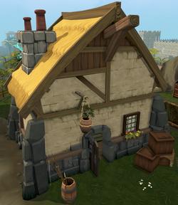 Vanessa's Farming Shop exterior