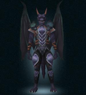 King Black Dragon outfit news image