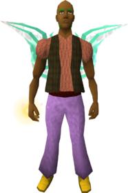 Greater harmony aura equipped
