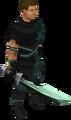 Adamant ceremonial sword II equipped.png