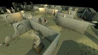 Uzer Dungeon