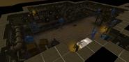 Elemental Workshop water room
