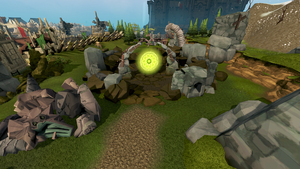 Bandos's Tower (destroyed)