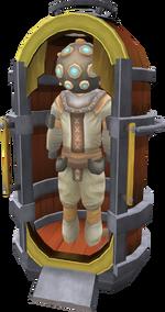 Salvage hunter suit (built)