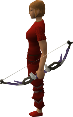 File:Grave creeper shortbow equipped.png