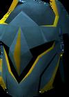 Rune full helm (g) detail