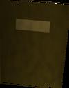 Diary (Shades of Mort'ton) detail