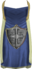 Defence cape (t) detail