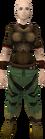 Bronze chainbody equipped