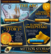 Summer of Adventure interface old2