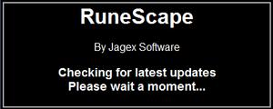 Original loading screen