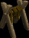 Rope rack