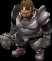 Dwarf (Mining Guild) 1