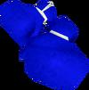 Boxing gloves (blue) detail