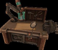 Inventor's workbench