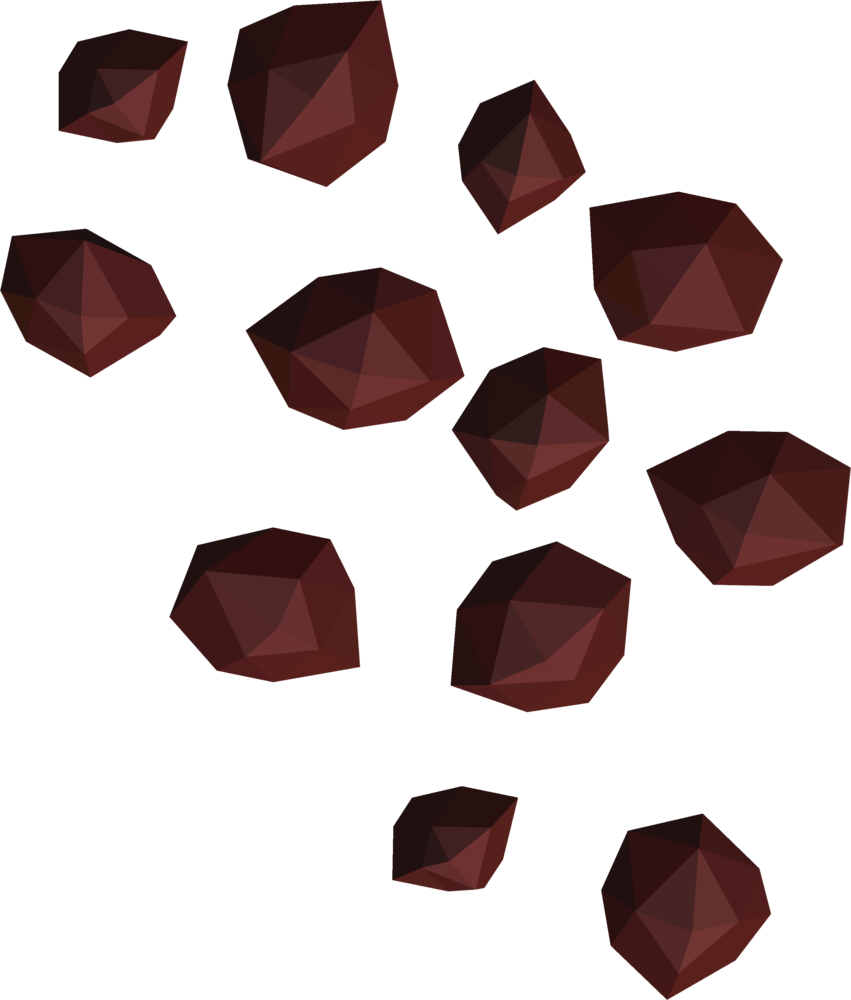 Rubium detail