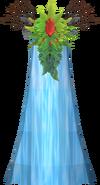 Gatherer's cape detail