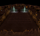 Char's training cave