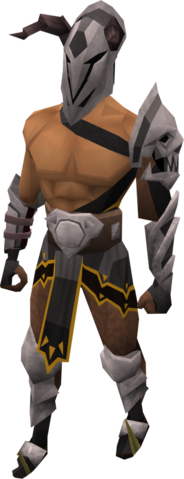 File:K'ril's Battlegear oufit equipped (male).png