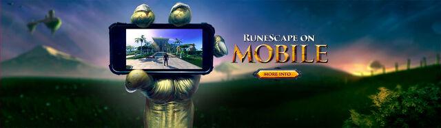 File:RuneScape on Mobile head banner.jpg